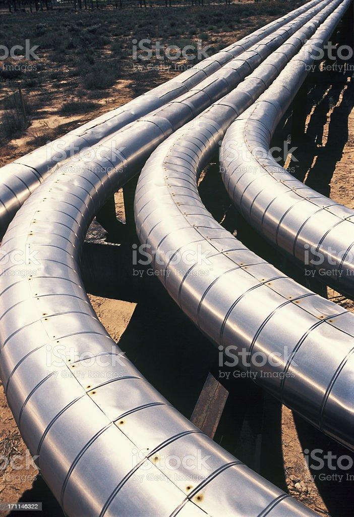 Pipeline. royalty-free stock photo