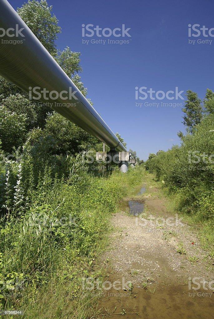 Pipeline photo libre de droits