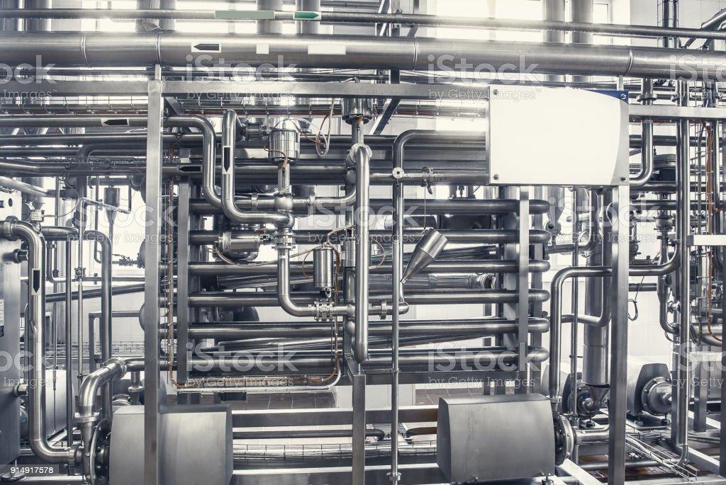Pumping steel