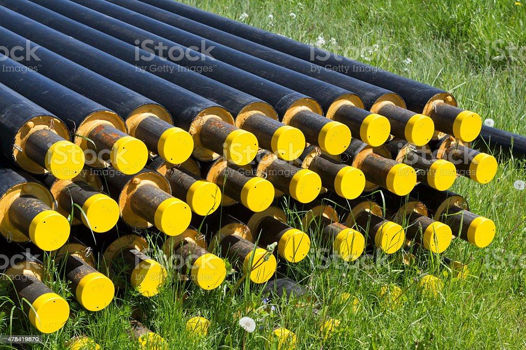 ligoté pipes
