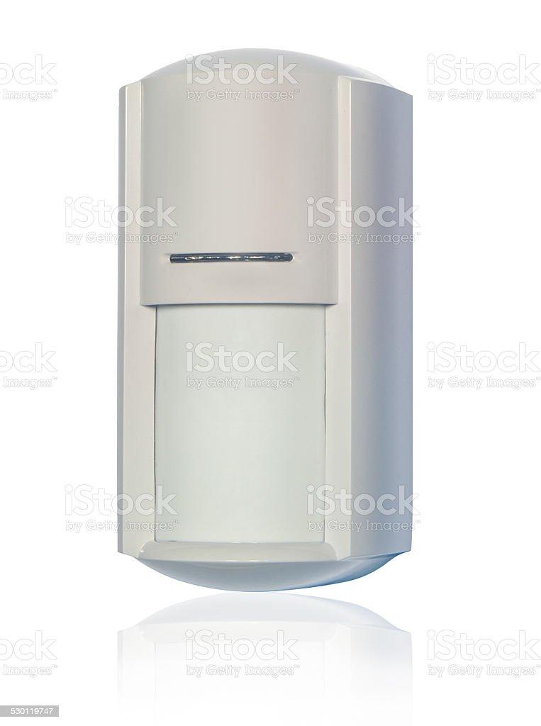 pir detector stock photo