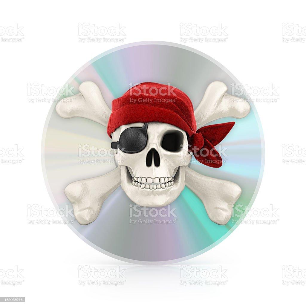 piracy software stock photo