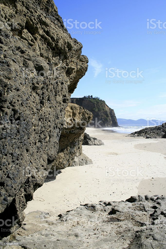 Pirate Cove royalty-free stock photo