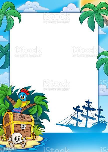 Pirate frame with treasure island picture id174382991?b=1&k=6&m=174382991&s=612x612&h=sguwcwbqxn7v8ofjudxd18mxwziighqxzze wwgbjaq=