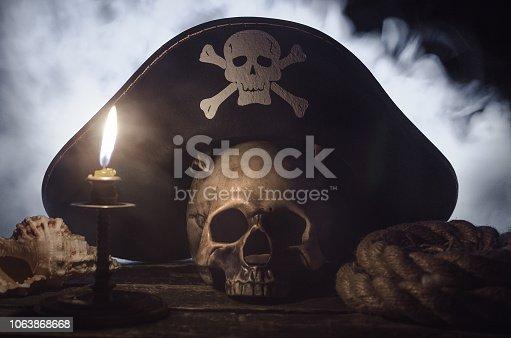 istock Pirate. 1063868668