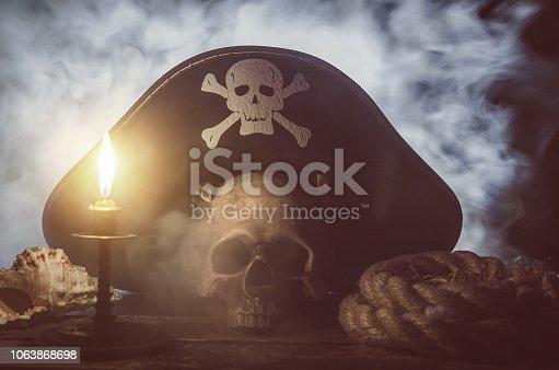 istock Pirate. 1063868698