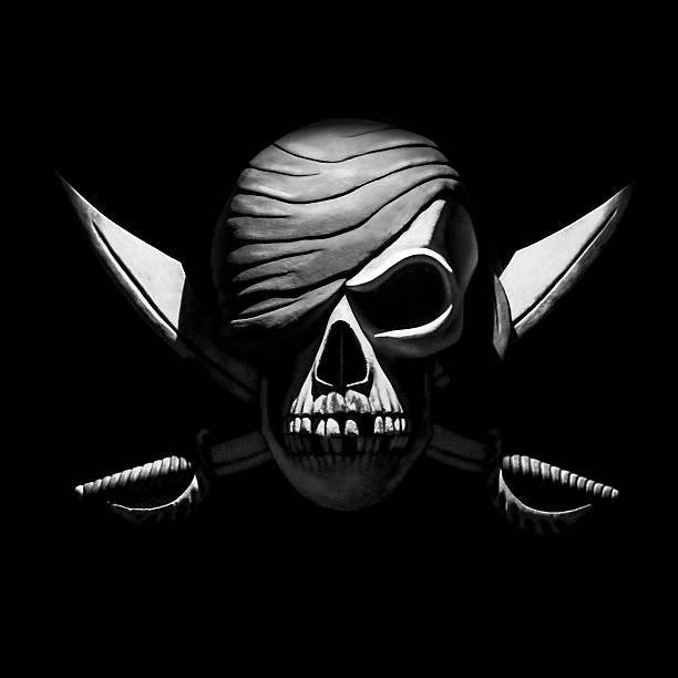 Pirata - foto de stock