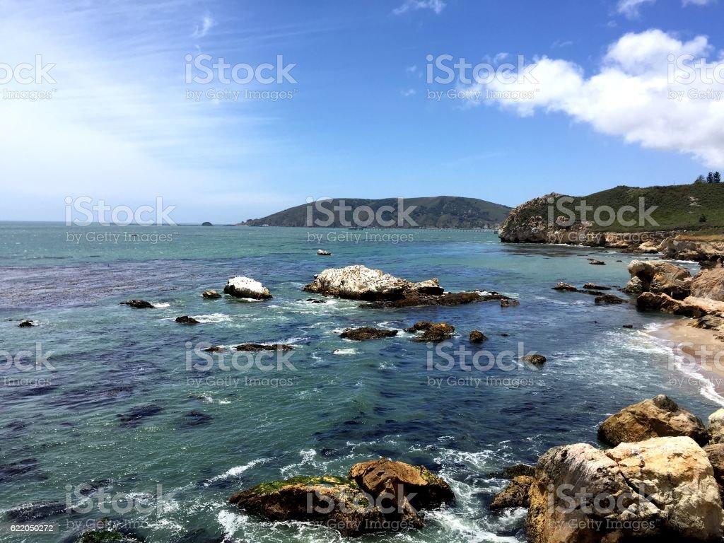 Pirate's Cove stock photo