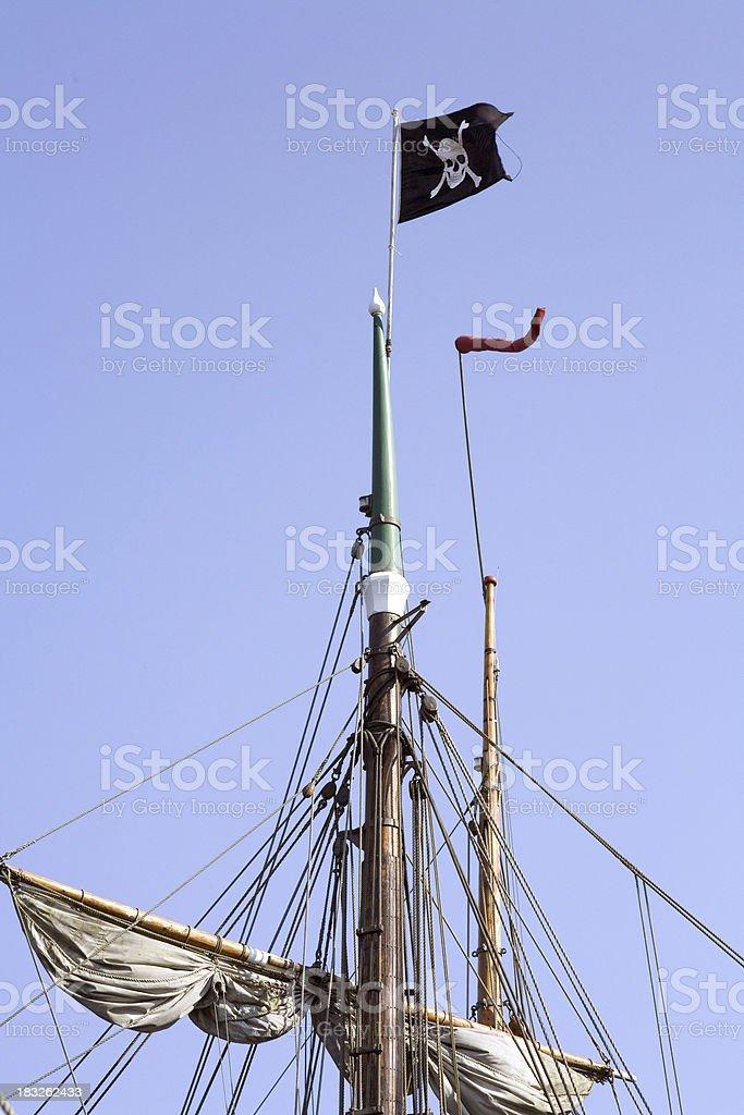 pirates royalty-free stock photo