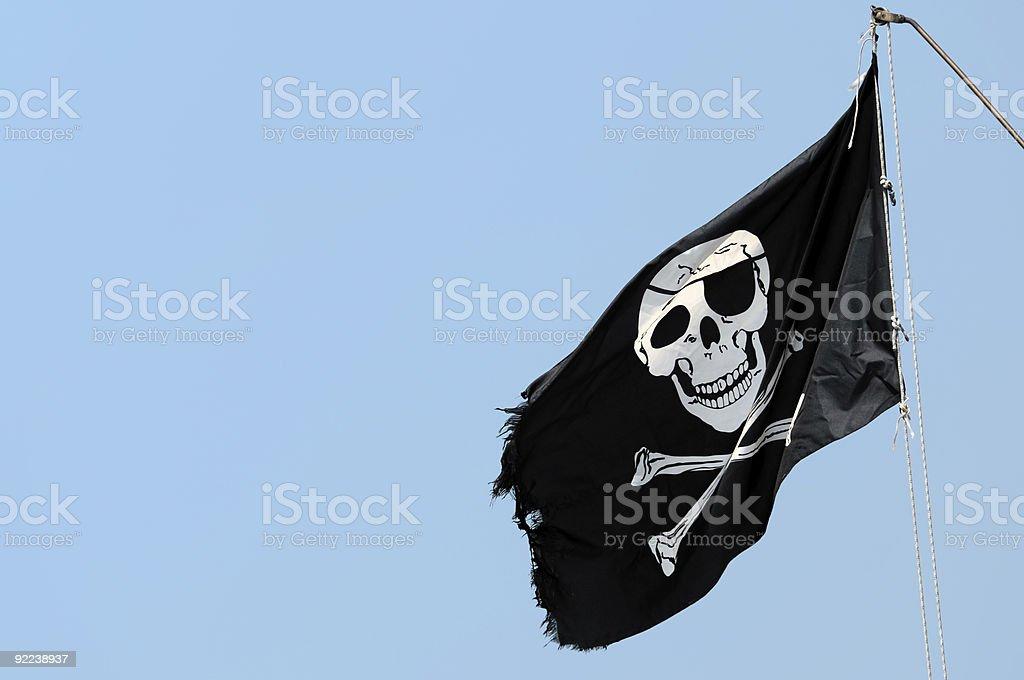Piratas. - foto de stock