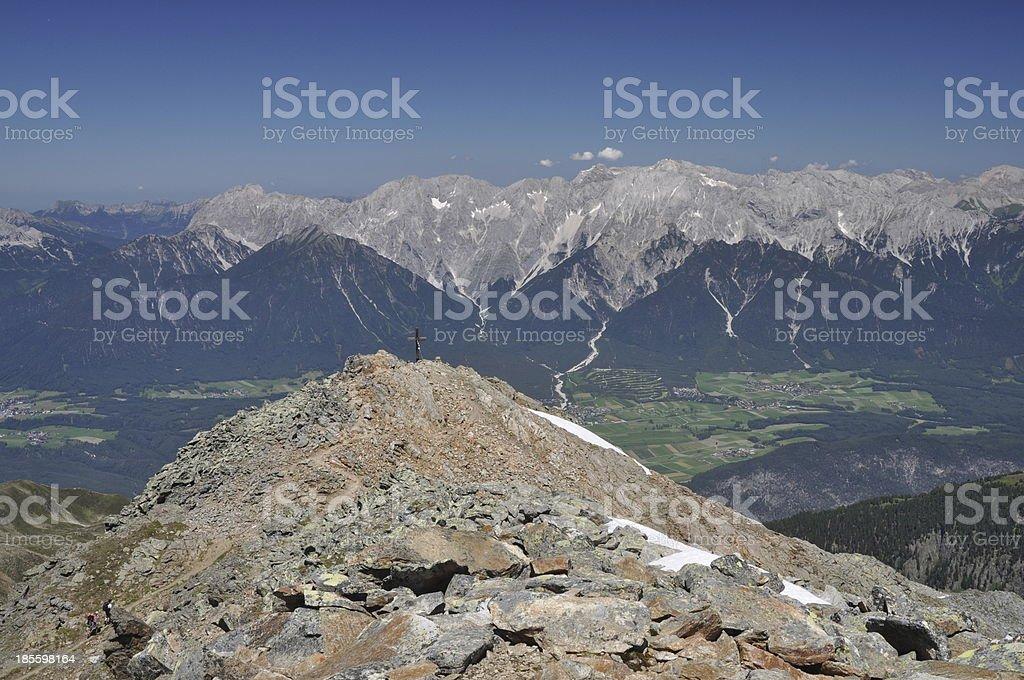 Pirchkogel, Austria royalty-free stock photo
