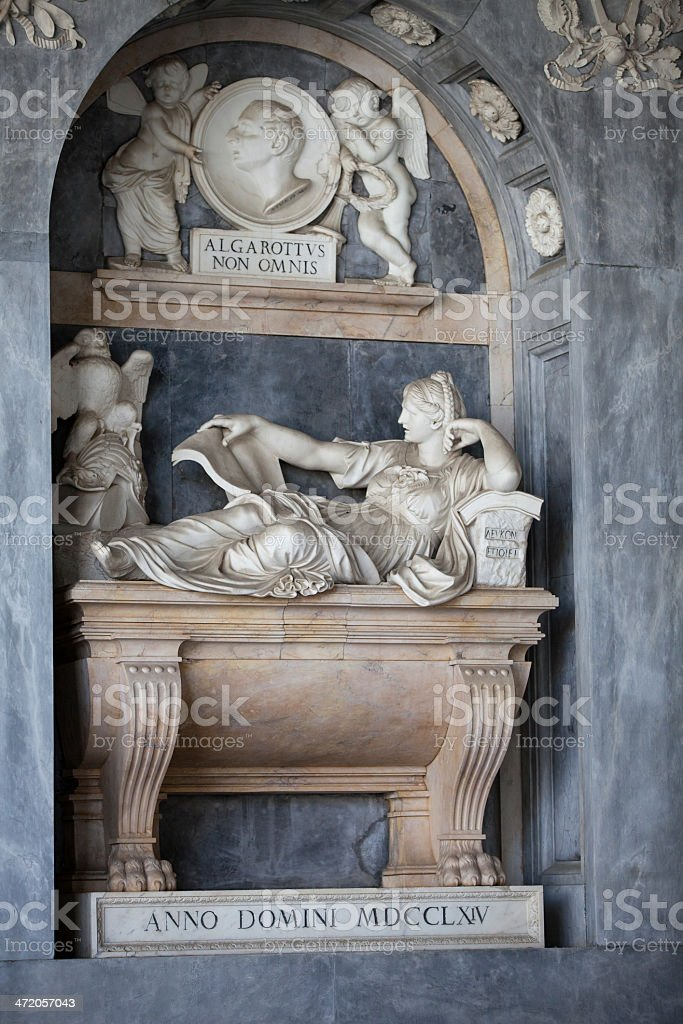 Pisa - Camposanto stock photo