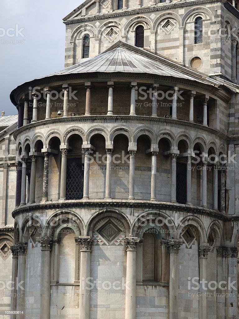Pisa - Duomo stock photo