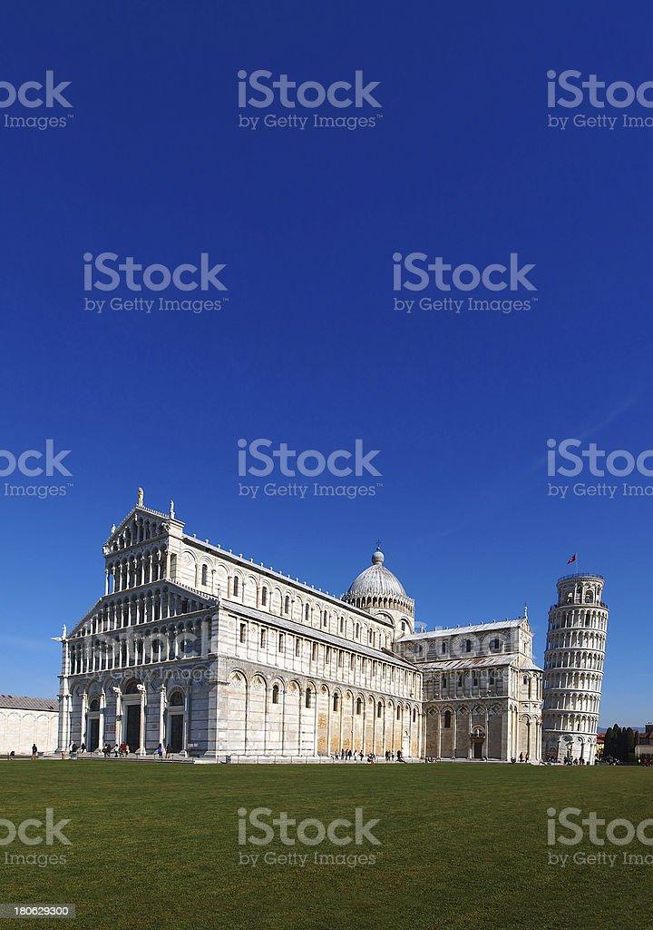 Pisa, Italy royalty-free stock photo