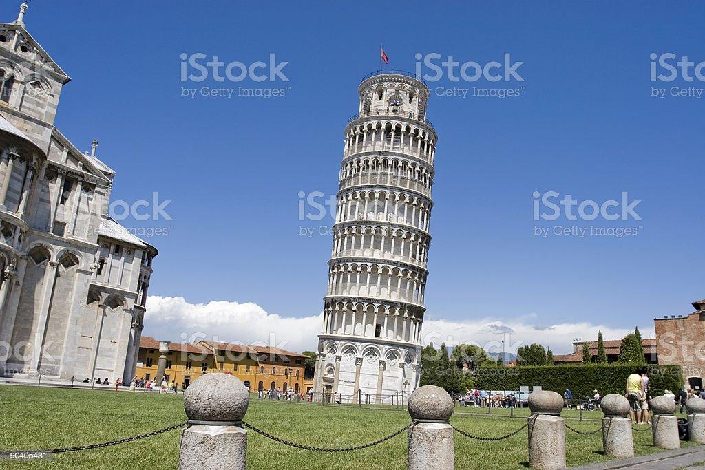 Pisa Tour stock photo