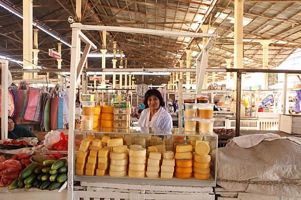Pisac Market Place