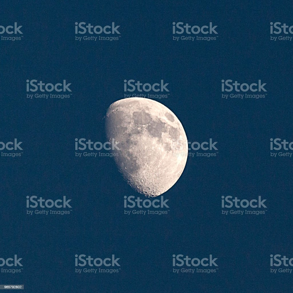 Pisces Moon - Royalty-free Astronomy Stock Photo
