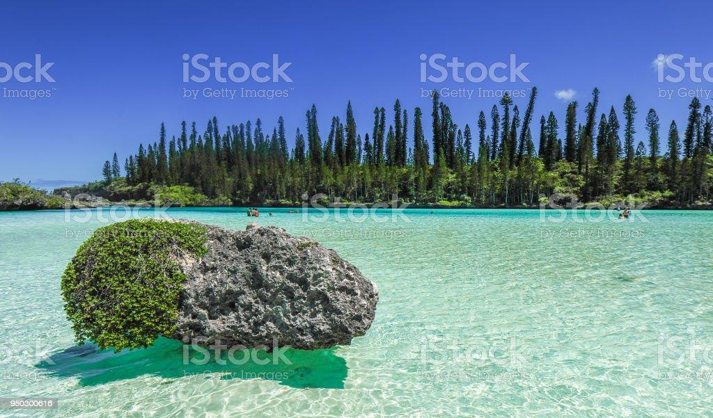 Piscine Naturelle d ' Oro, Ile des Pins, Neukaledonien – Foto