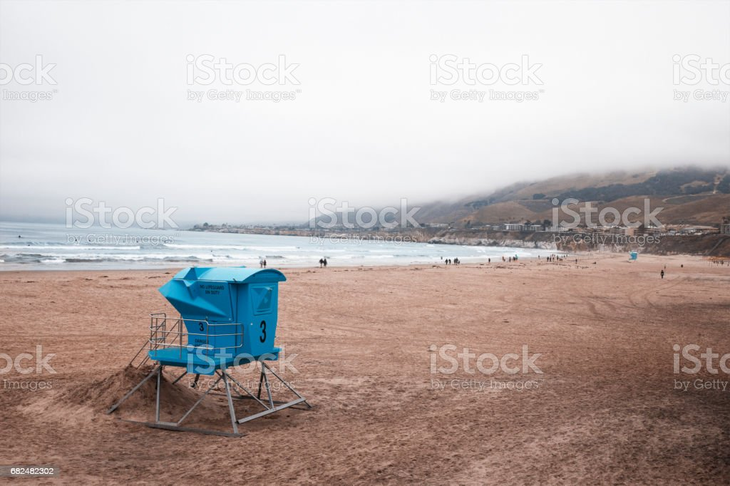Pismo beach, California royalty-free stock photo