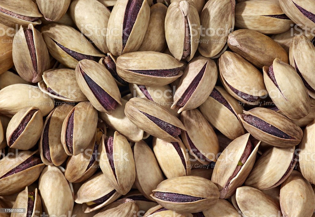 Pistachio Nuts (Click for more) royalty-free stock photo