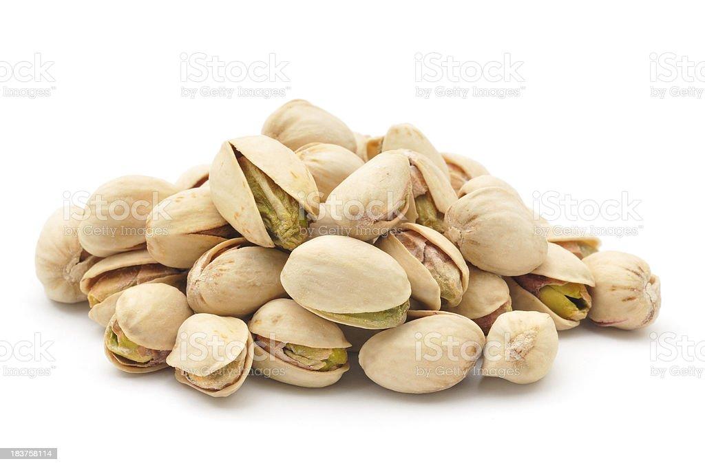 Pistachio Nuts royalty-free stock photo