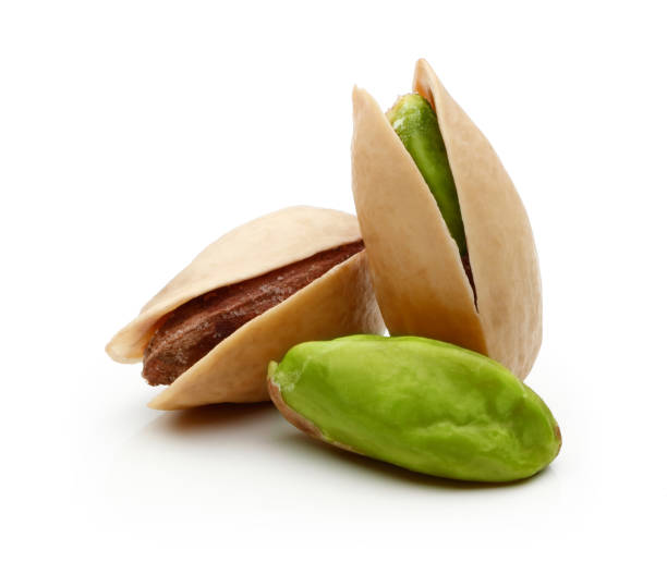 Tuercas de pistacho - foto de stock