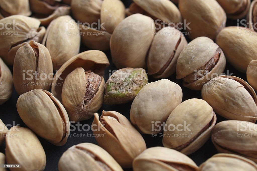 Pistachios royalty-free stock photo