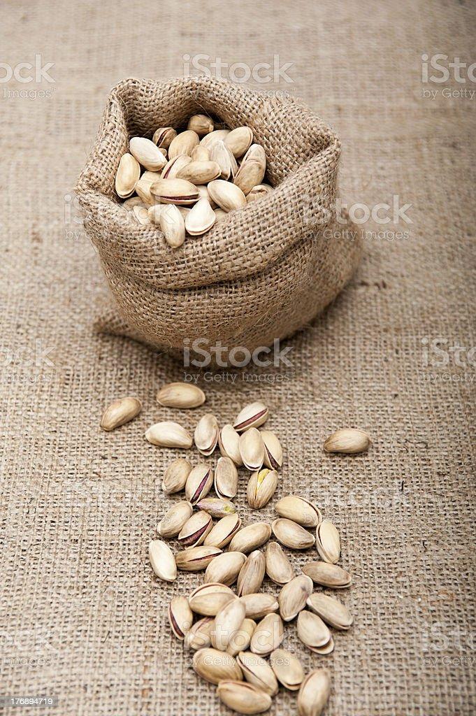 pistachios royalty-free stock photo