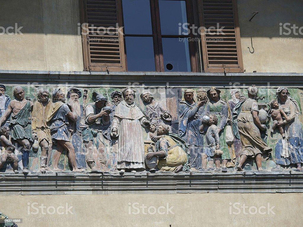 Pistoia, Toscana foto stock royalty-free