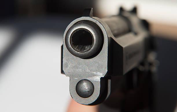 Pistol Muselière - Photo
