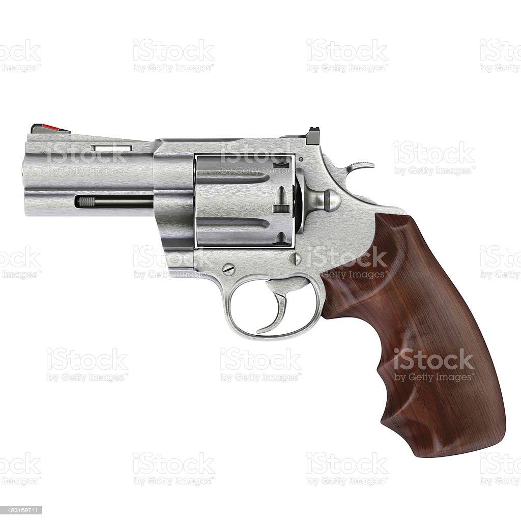 pistol - Royalty-free Animal Stock Photo