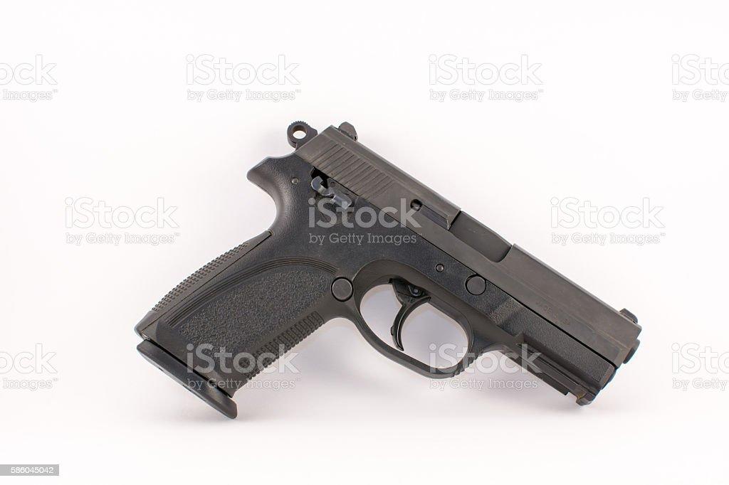 Pistol Right - foto de stock