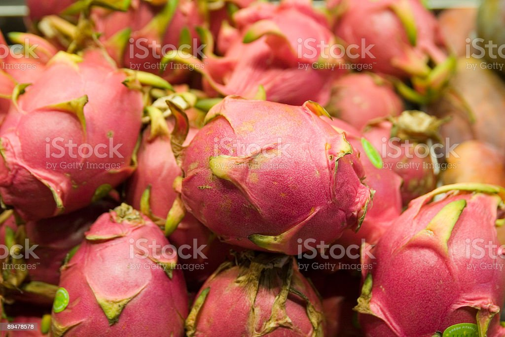 pitaya royalty-free stock photo
