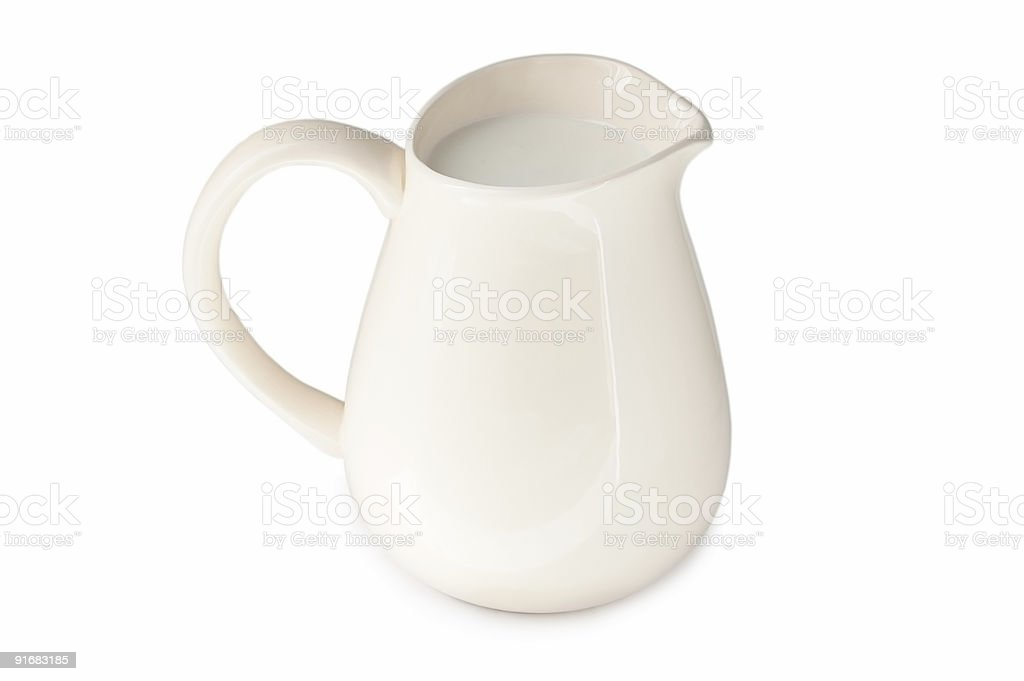 pitcher royalty-free stock photo