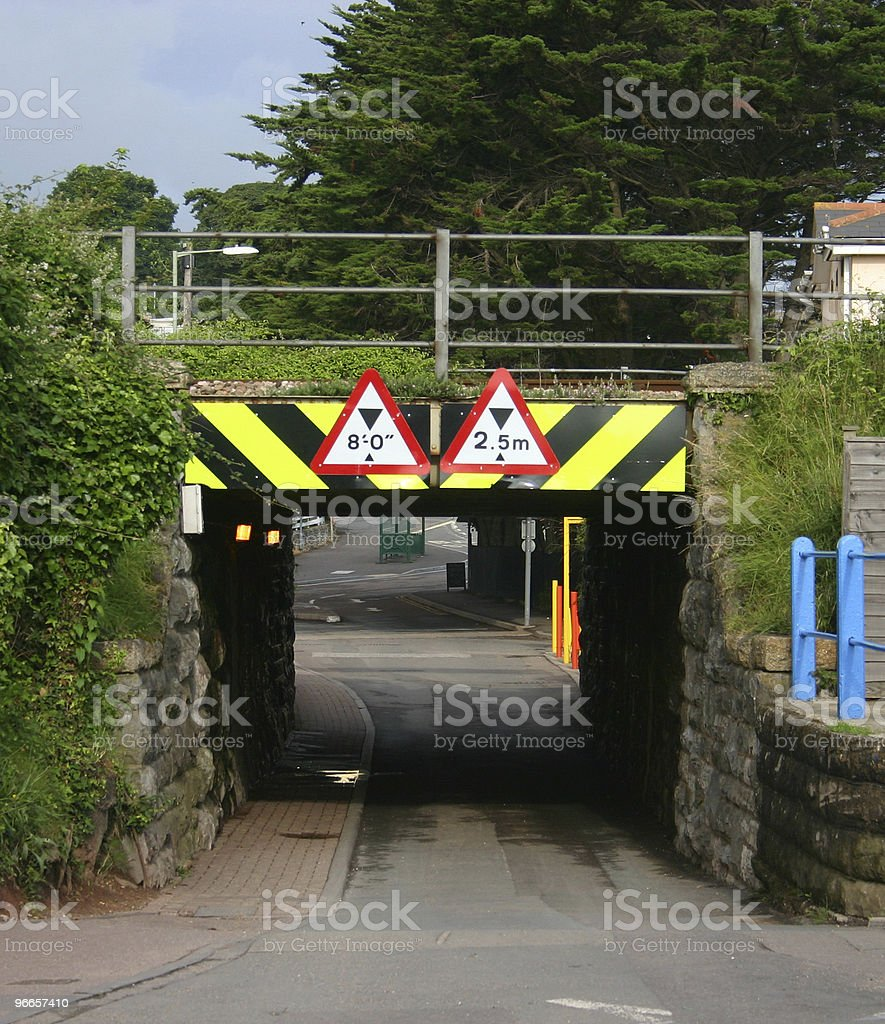 Pitite Bridge royalty-free stock photo