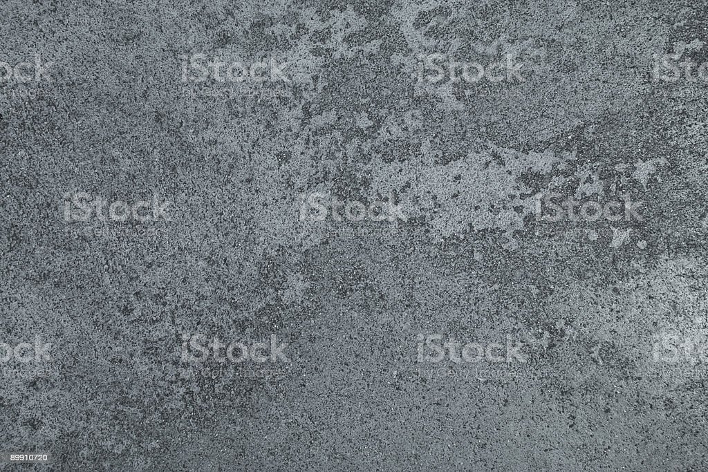Pitted Grunge Cement Background royalty-free stock photo