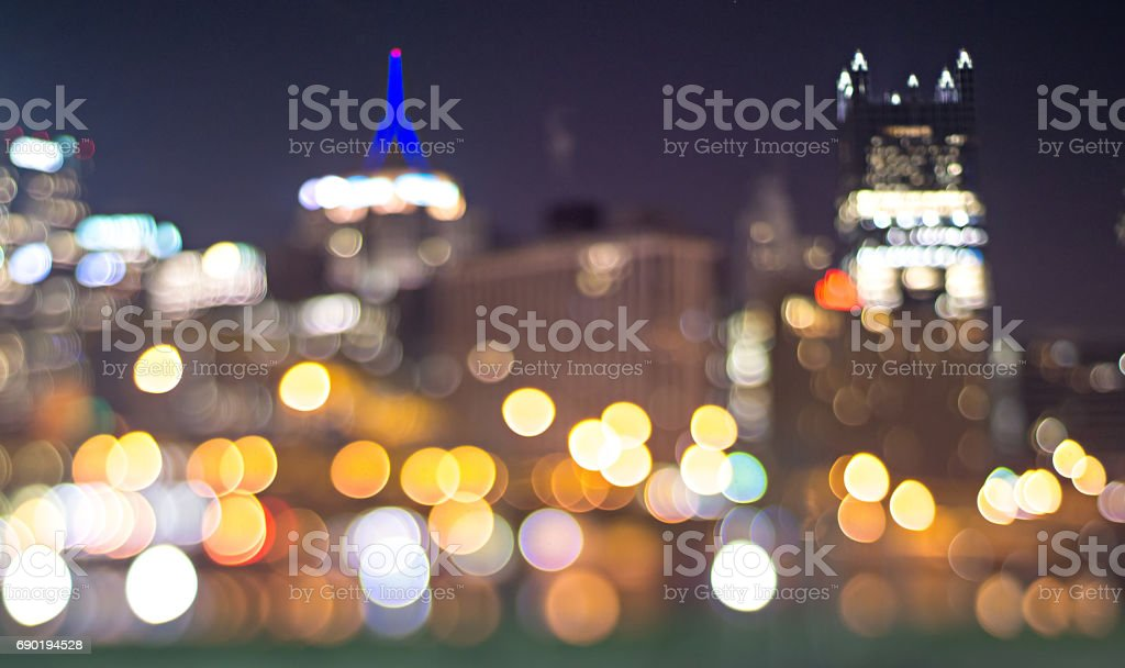 pittsburgh pennsylvania steel city skyline scenes early morning stock photo