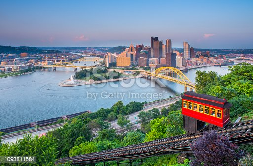 Bridge - Built Structure, City, Cityscape, Famous Place, Monongahela River