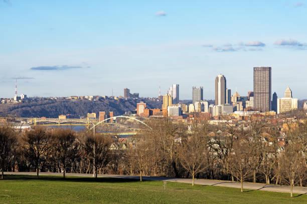 Cтоковое фото Pittsburgh Skyline