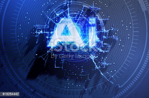 istock Pixel Artificial Intelligence 915254442