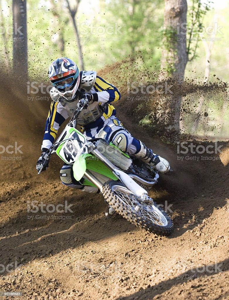 Pixstarr Motocross Collection stock photo