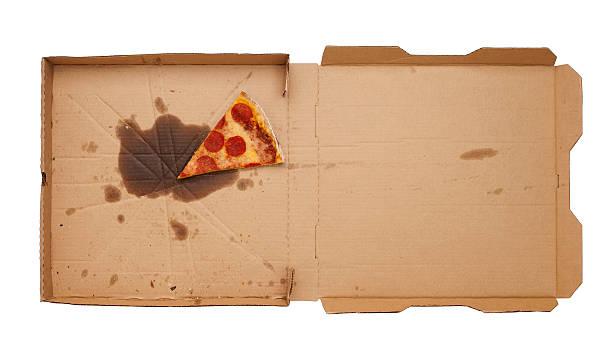 pudełko na pizzę - karton zbiornik zdjęcia i obrazy z banku zdjęć