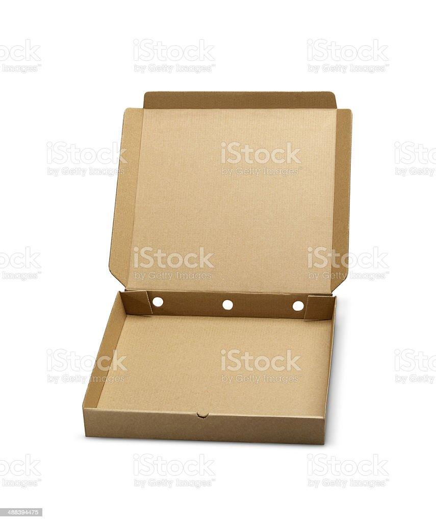 Pizza Box (Click for more) stock photo