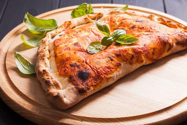Pizza calzone – Foto