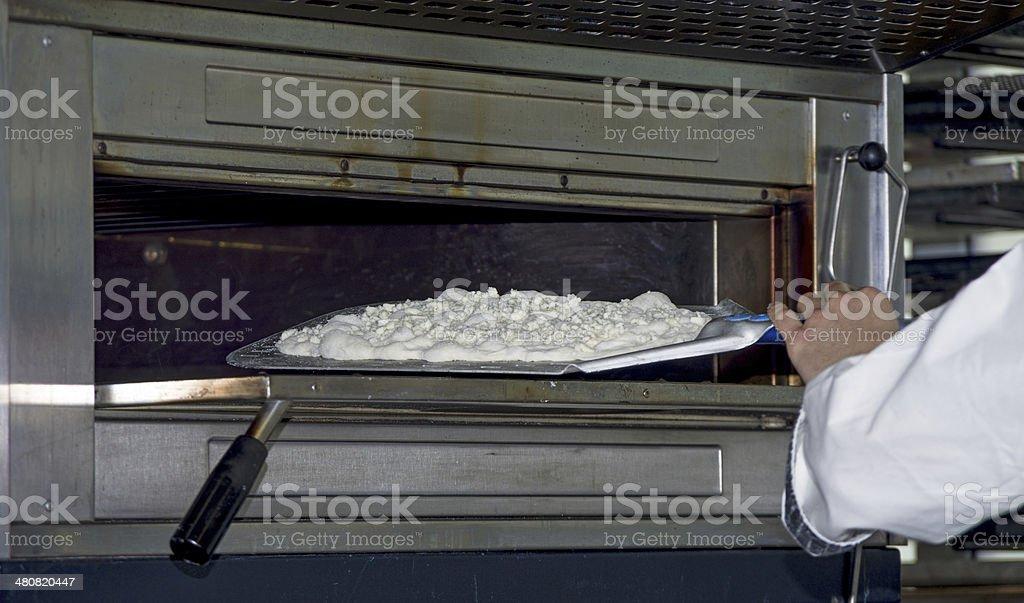 Massa de Pizza - foto de acervo
