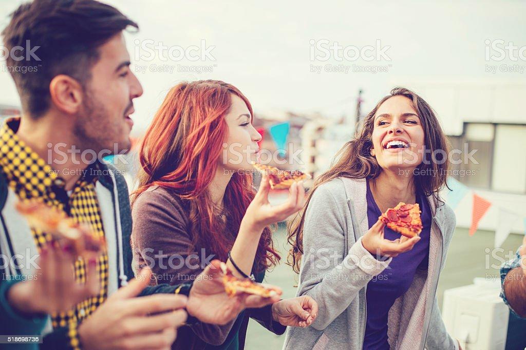Festa da Pizza - foto de acervo