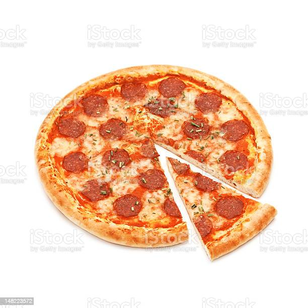 Pizza Stock Photo - Download Image Now