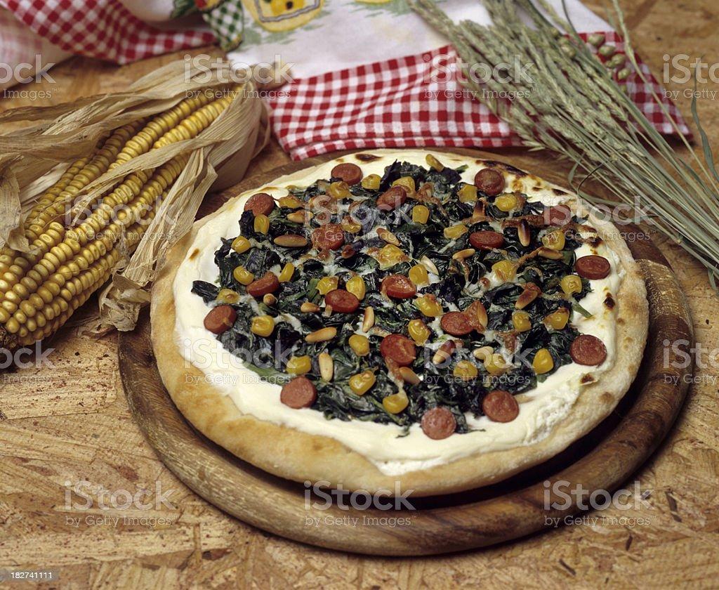 Pizza. royalty-free stock photo