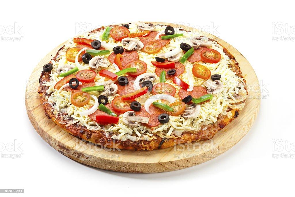 Pizza. – Foto