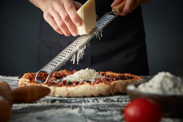 pizza - comida italiana - fotografias e filmes do acervo